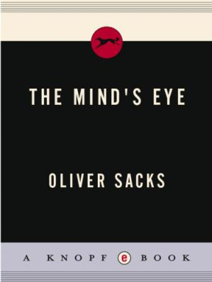 Book cover The Mind's Eye