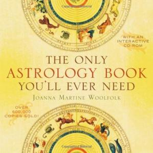 书籍封面 The Only Astrology Book You'll Ever Need
