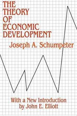 Book cover The Theory of Economic Development