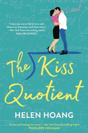 Book cover The Kiss Quotient