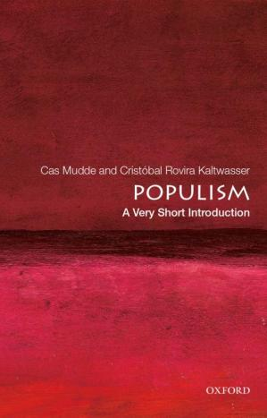 Book cover Populism: A Very Short Introduction