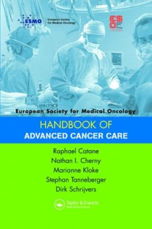 Book cover Handbook of advanced cancer care