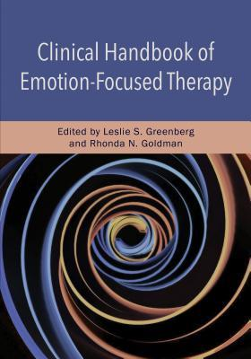 غلاف الكتاب Clinical Handbook of Emotion-Focused Therapy