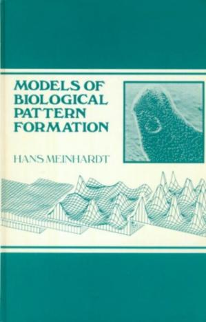 Korice knjige Models of Biological Pattern Formation