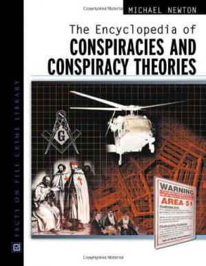 पुस्तक कवर The Encyclopedia of Conspiracies and Conspiracy Theories
