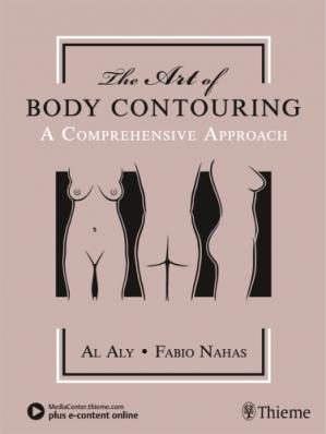 ปกหนังสือ The Art of Body Contouring: A Comprehensive Approach