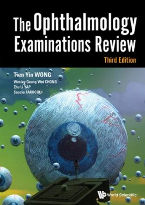 Book cover The Ophthalmology Examinations Review
