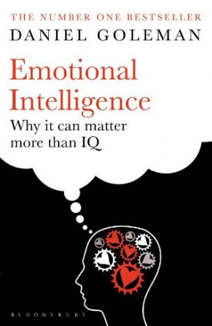Book cover Emotional Intelligence: Why it Can Matter More Than IQ
