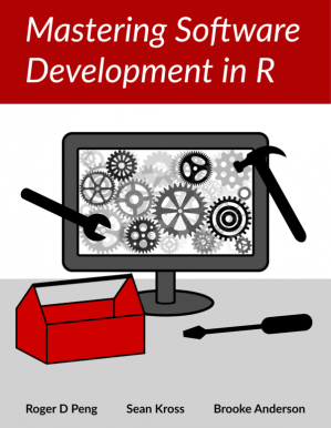 Book cover Mastering software development in R