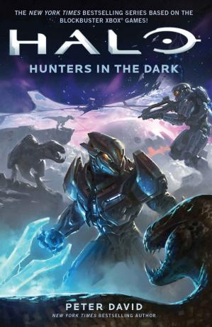 Sampul buku Hunters in the Dark: Halo