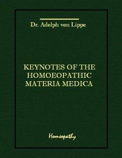Εξώφυλλο βιβλίου Keynotes Of The Homoeopathic Materia Medica