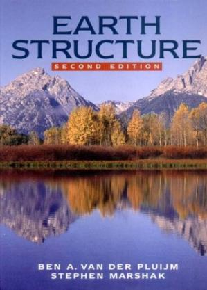 A capa do livro Earth Structure: An Introduction to Structural Geology and Tectonics (Second Edition)