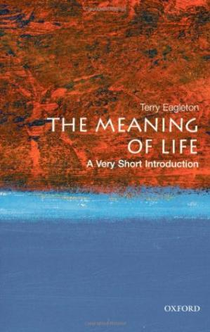 Εξώφυλλο βιβλίου Meaning of Life: A Very Short Introduction