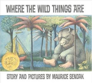 表紙 Where the Wild Things Are