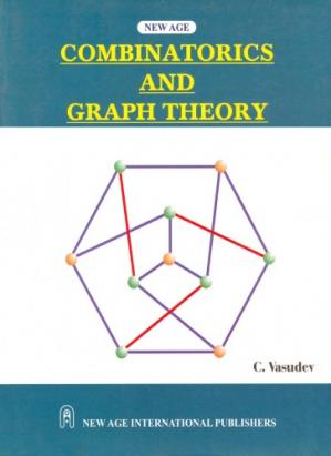 పుస్తక అట్ట Combinatorics and Graph Theory (as per U.P.T.U. Syllabus)