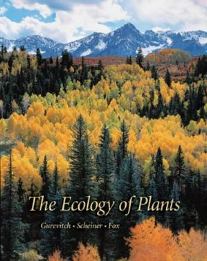 Book cover The Ecology of Plants