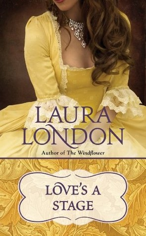 Book cover Love's a Stage