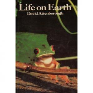Book cover Life on Earth  (book)