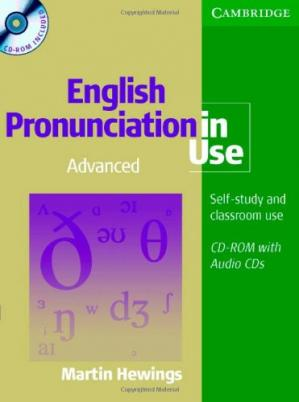 Book cover English Pronunciation in Use: Advanced
