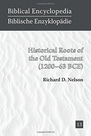 غلاف الكتاب Historical Roots of the Old Testament (1200-63 BCE)