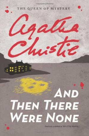 Book cover And Then There Were None