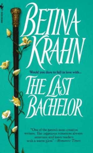 Book cover The Last Bachelor