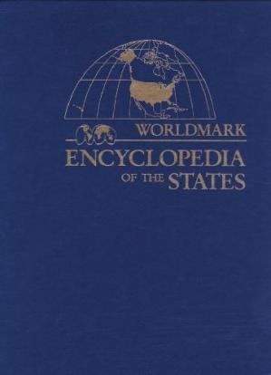 Book cover Worldmark Encyclopedia of the States