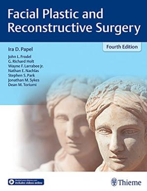 Book cover Facial Plastic and Reconstructive Surgery