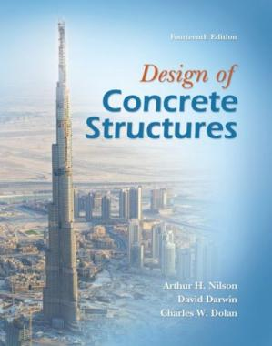 Book cover Design of Concrete Structures