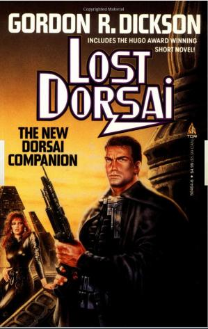 Book cover Lost Dorsai