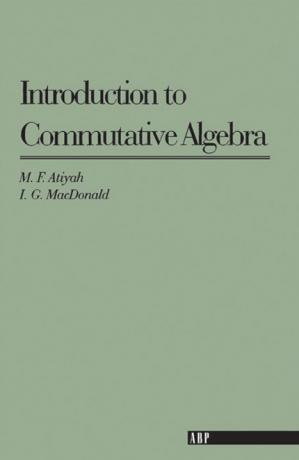 Couverture du livre Introduction To Commutative Algebra