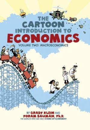 Book cover The Cartoon Introduction to Economics: Volume Two: Macroeconomics