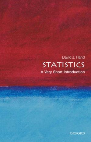 Book cover Statistics: A Very Short Introduction