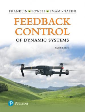 Обложка книги Feedback Control of Dynamic Systems, 8th Edition