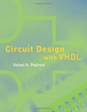 Book cover Circuit Design with VHDL