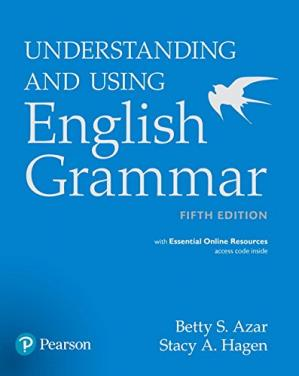 Book cover Understanding and Using English Grammar with Essential Online Resources