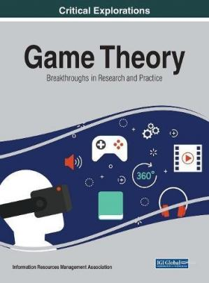Обложка книги Game Theory: Breakthroughs in Research and Practice