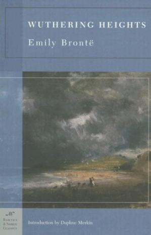 Book cover Wuthering Heights (Barnes & Noble Classics)