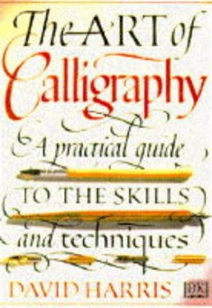 Buchdeckel The art of calligraphy