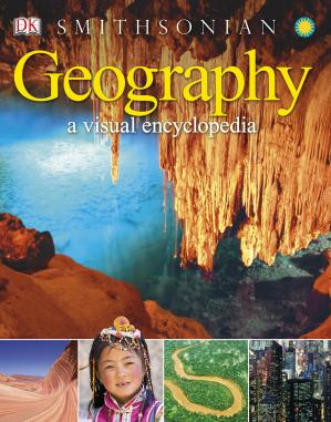 Εξώφυλλο βιβλίου Smithsonian Geography a visual encyclopedia