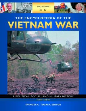 Copertina The Encyclopedia of the Vietnam War 4 volumes : A Political, Social, and Military History