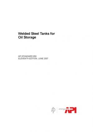Book cover Welded Steel Tanks for Oil Storage