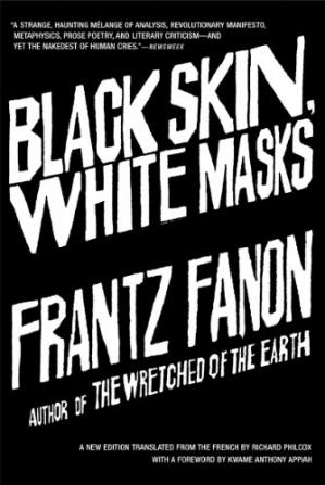 Book cover Black Skin, White Masks