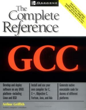 Buchdeckel GCC: The Complete Reference