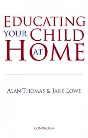 Book cover Educating Your Child at Home