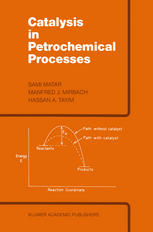 Portada del libro Catalysis in Petrochemical Processes