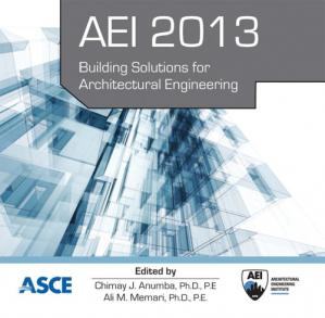 Copertina AEI 2013 : Building Solutions for Architectural Engineering