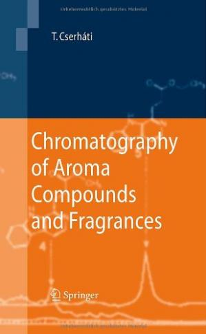 Book cover Chromatography of Aroma Compounds and Fragrances