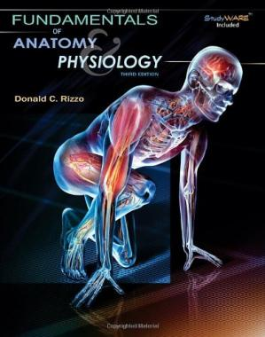 Book cover Fundamentals of Anatomy and Physiology, Third Edition