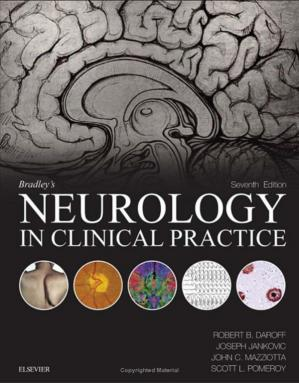 A capa do livro Bradley's Neurology in Clinical Practice, 2-Volume Set